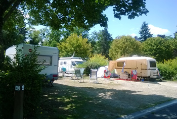 Bourges campground