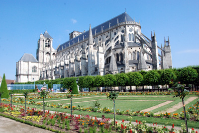 Image result for Bourges Cathedral: