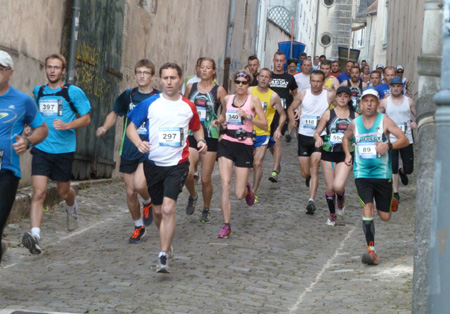 course a pied bourges