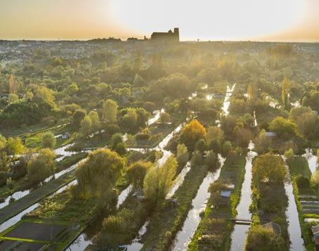 Plan De Bourges Centre Ville